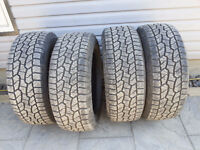 HANKOOK DYNAPRO AT/M P275/55/20 $850.00  FIRM
