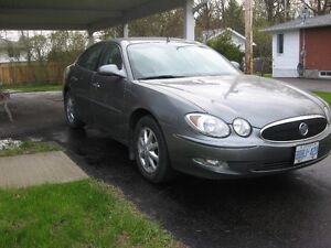 Low Kilometres! Only 70K !! 2005 Buick Allure CXL Sedan