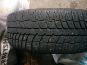 Kumho 205 60R15 winter tires