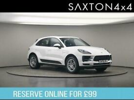 image for 2020 Porsche Macan 3.0T V6 S PDK 4WD (s/s) 5dr SUV Petrol Automatic