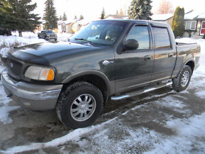 2003 Ford F-150 King Ranch Pickup Truck