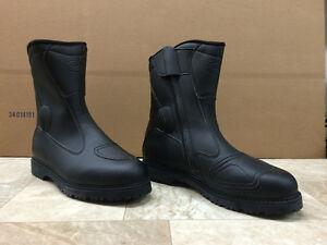 New - Sidi Traffic Rain Motorcycle Boots