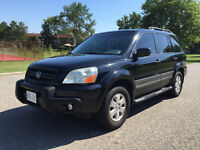 REDUCED!! Honda Pilot LOW KMS!! SAFETIED AND ETESTED!!