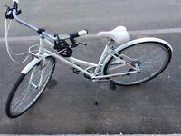Gorgeous Elswick Canterbury Hybrid Bike - Ladies