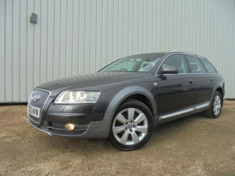 2006 06 audi a6 3 0 allroad tdi quattro tdv 5d auto 229. Black Bedroom Furniture Sets. Home Design Ideas