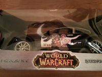 Voiture téléguidé de World of Warcraft