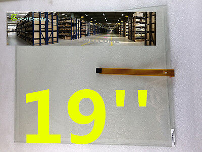 """New For PC IL 77-19"""" 6AG7104-0AB10-2AB0 6AG7 104-0AB10-2AB0  Touch Screen Glass"""