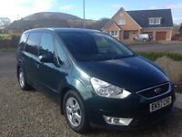 Ford Galaxy 1.8 TDCi Zetec 5dr 6 Speed