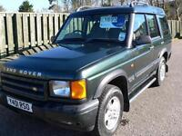 Land Rover Discovery 2.5Td5 ( 7st ) 2000 Td5 GS (7 seat)
