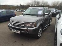 Land Rover Range Rover Sport 2.7TD V6 auto 2008MY HSE