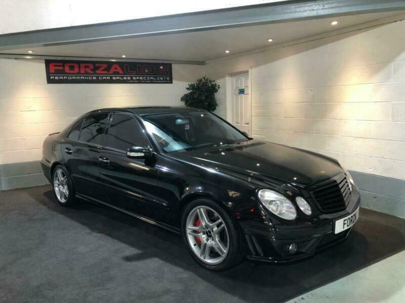 600BHP MSL Tuned Mercedes-Benz E55 AMG 5 4 Auto E55 AMG Eurocharged Kleeman  | in Coventry, West Midlands | Gumtree