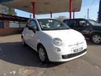 12 (61) FIAT 500 1.2 POP ONLY £30 ROAD TAX, ONE PREVIOUS OWNER