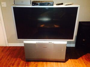 Panasonic 55 inch lcd projection hdtv