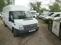2013 Ford Transit 2.2TDCi ( 125PS ) ( EU5 ) ( RWD ) 350L 350 LWB NO VAT 113K