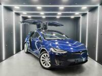 2017 Tesla Model X 100D, Long Range Autopilot 2 Sub Zero 5 seat SUV Electric Aut