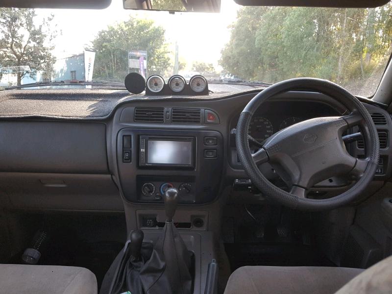 Nissan Patrol TD42 Turbo | Cars, Vans & Utes | Gumtree