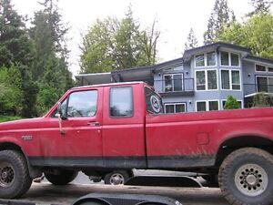 1995 Ford F-250 Pickup Truck