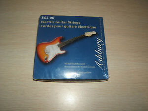 Ashbury Electric Guitar Strings