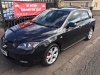 2009 MAZDA 3 SPORT 1.6, 1 YEAR MOT, WARRANTY, NOT CIVIC ASTRA FOCUS 308 GOLF A3