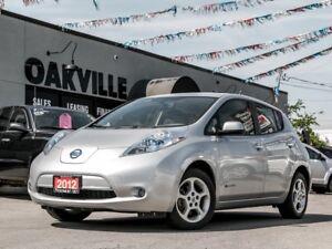 2012 Nissan Leaf 4dr HB
