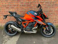 KTM 1290 Super Duke R Ready £1000 deposit contribution then only £239 a month