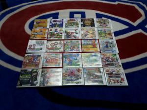 JEUX 3DS & DS