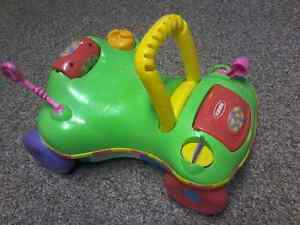 Playschool walk and ride toy in great condition.