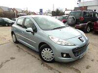 Peugeot 207 1.4HDi 70 FAP Active, Full Service History, 3 Months Warranty