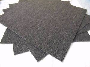 Charcoal New Factory seconds Carpet tiles only $13/sqm last 45sqm Kingston Logan Area Preview