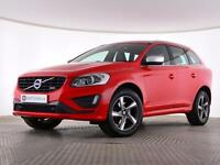 2013 Volvo XC60 2.4 TD R-Design Lux Geartronic 5dr (nav)