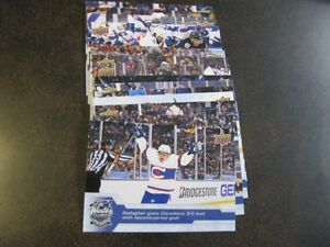 2016-17 Upper Deck Serie One Winter Classic Set complet