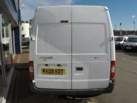 2009 Ford TRANSIT 110PS 350 SHR MWB VAN *F/S/H* Manual Large Van
