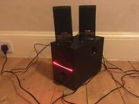 Micro lab Speakers 2.1 40W RMS M700