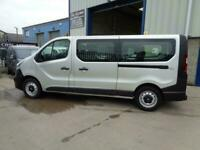 2017 Vauxhall Vivaro CDTi 125 ecoFLEX BiTurbo BlueInjection L1H1 SWB Euro6 Start