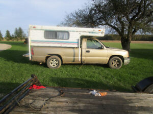 2004 and newer Chevrolet C/K Pickup 1500 Pickup Truck