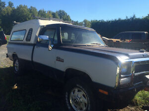 1991 Dodge Other Pickup Truck