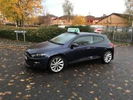 2012 Volkswagen Scirocco 2.0 TDI BlueMotion Tech GT Coupe 3dr Diesel Manual