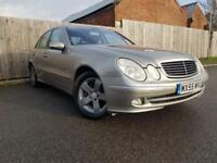 2006 55 Reg Mercedes-Benz E320 7G-Tronic CDI Avantgarde Automatic for sale  Southport, Merseyside