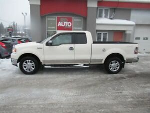 Ford F-150 4WD SuperCab LARIAT 2008