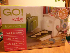 Go baby fabric cutter