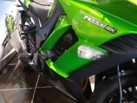 KAWASAKI Z1000SX ZX1000LEF In Green, Low Mileage,One Owner with Full Service ...