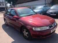 Vauxhall/Opel Vectra 1.8i 16v ( a/c ) auto 2000 GLS W REG LONG MOT 2 keys