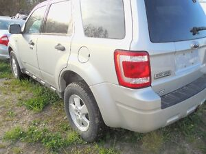 Ford Escape 2008-2012 PARTING OUT ONLY