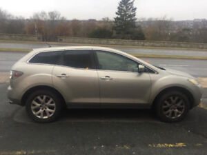 2009 Mazda CX-7 SUV -Brand new Summer & Winter tires for Sale!!
