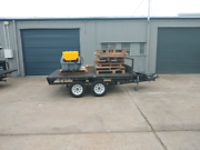 Flat deck trailer Caboolture Caboolture Area Preview