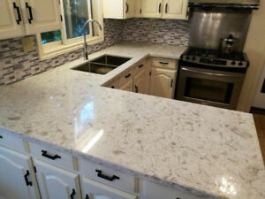 Granite Quartz Countertops + Free Estimates - Jenny 416-666-9866