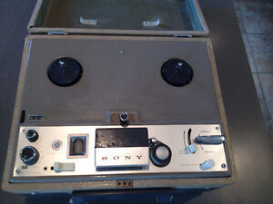 VINTAGE ** SONY 262, REEL TO REEL 1960'S