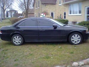 2003 Lincoln LS Sedan $1000 OBO