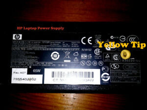 HP Laptop Factory Original Power Supply
