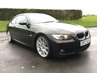 2009 BMW 3 SERIES 2.0 320D M SPORT HIGHLINE 2D AUTO 175 BHP DIESEL
